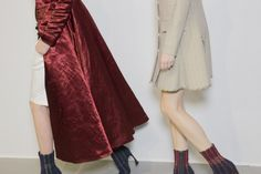 Christian Dior Spring 2015 RTW – Backstage – Vogue