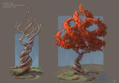 Vortex Tree by Wildweasel339.deviantart.com