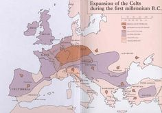 Expansion of the Celts