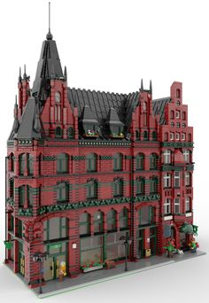 - Best Picture For diy furniture For Your Taste You are looking for something, and it is going to t - Lego Hogwarts, Lego Modular, Lego Design, Legos, Lego Hacks, Amazing Lego Creations, Lego Mecha, Lego Castle, Lego Worlds