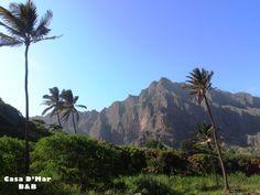 Cap Vert - Santo Antão - Ribeira de Figueral