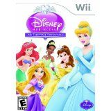 Disney Princess:  My Fairy Tale Adventure - Wii