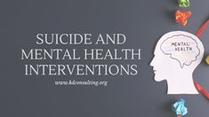 Intervention Specialist, Crisis Intervention, Mental Health Help, Mental Health Recovery, The Gambit, Medical Help, Cognitive Behavioral Therapy, Denial, Mental Illness