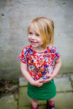 SUZE IN #Tumble 'n dry #Bengh #Flowers #Kidsfashion #Kindermodeblog #Summer2014 #Girls