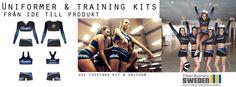 Training Kit, Cheerleading, Custom Design, Cheer