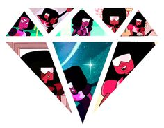 "Top 10 Gems (as voted by my followers) ""#1 - Garnet """