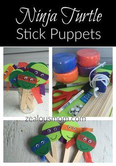 Turtle Birthday Parties, Ninja Turtle Birthday, Ninja Turtle Party, Ninja Turtles, Daddy Birthday, 90th Birthday, Ninja Turtle Crafts, Ninja Craft, Art For Kids