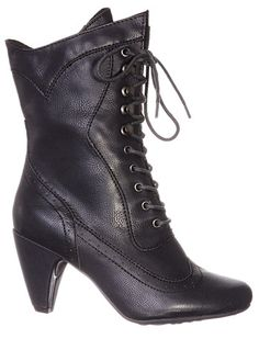 Coal Mill Victorian Boots at ShopPlasticland.com. In case I decide to go Victorian this year