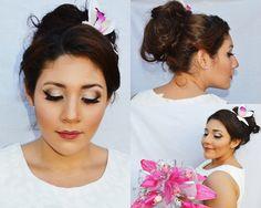 Sesión de fotos 2015 Modelo:  Maquillaje: Diana A. Islas Peinado: Diana A. Islas Fotografía: Mariana Vazquez  Sesion completa en: https://www.facebook.com/Diana-Estilista-Cosmetologa-1492228984405429/