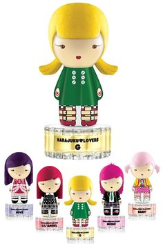 Harajuku Lovers Gwen Stefani...I have strangers follow me to ask me what this scent is