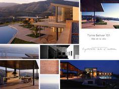 #PROYECTOS | Torre Bellver 101 El privilegio de vivir en lo alto  #arquitectura #vivienda