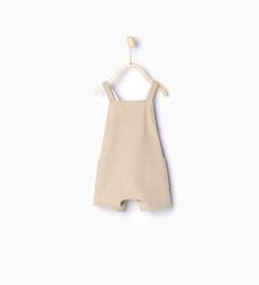 Romper suit with braces-Outfits & romper suits-Mini | 0-12 months-KIDS | ZARA United States