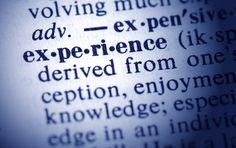 Il blog di Alessandro Fabris : L'Esperienza