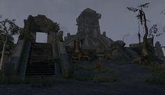 ayleid ruins black marsh - Google Search