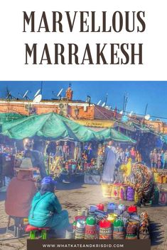 What to do for four days in Marrakech Morocco including museums, the souks and the mosques Travel Advice, Travel Guides, Travel Tips, Slow Travel, Morocco Destinations, Travel Destinations, Marrakesh, Marrakech Morocco, Visit Morocco