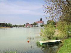 Die romantische Havel mit Blick auf Havelberg