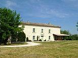 Manor House rentals in Beauville, Agen, Lot et Garonne, France FR8219