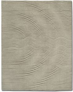 The Glacier Clay contemporary area rug is hand knotted in Nepal from the finest silk and wool and comes in a range of colors. Embracing a graceful curvilinear design, it is part of the Shakti collection from Tufenkian Rugs. http://www.cyrusrugs.com/tufenkian-rugs-james-tufenkian-item-11602&category_id=1619&ivp=1