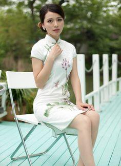 a9d1c2676b Cheongsam Dress OB13036