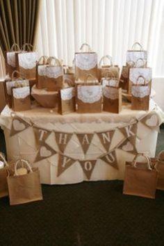 Creative rustic bridal shower ideas 18