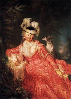 1776 Wilhelmine Enck...