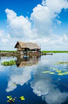 After raining season - Ban Soem, Nong Khai