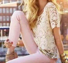Lace. Teen Fashion. By-Iheartfashion14♥ →follow←