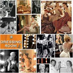 Hollywood dressing room