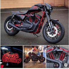 いいね!3,410件、コメント13件 ― Harley-Davidson Sportsterさん(@sportstergram)のInstagramアカウント: 「 { @harleydavidson } ______________________________________ Check  @SportsterSquad for awesome…」
