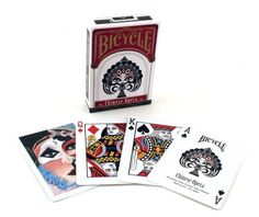 Bicycle Playing Cards - Opera
