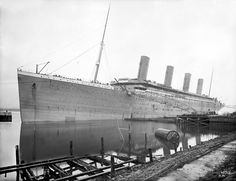 Leaving from Southampton, England, the Titanic embarked on her maiden voyage on April 10th 1912. Considered one of the largest ships during its time, the Titanic would soon sink after hitting a massive iceberg. You've probably seen the movie starring Leonardo diCaprio and Kate Winslet, but how well do you really know the Titanic? Let's take a look at real photos of the Titanic, inside and out.