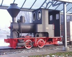 This Is A C70 Ger Class C53 Steam Tram That Toby From