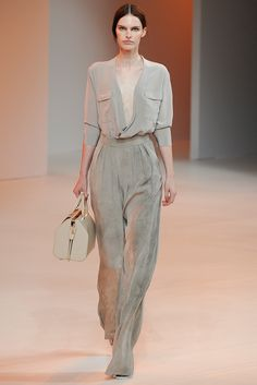 Porsche Design Spring 2015 Ready-to-Wear Fashion Show - Lisa Verberght