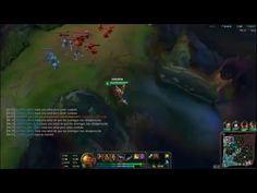 El Valiente Xin Zhao / League Of Legends