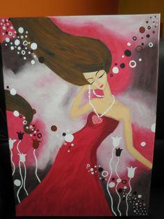 obraz malovaný olejovými farbami dievča Disney Characters, Fictional Characters, Disney Princess, Art, Craft Art, Kunst, Gcse Art, Disney Princes, Disney Princesses