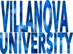 i would like to go to Villanova University, this is most likely my first pick for colleges