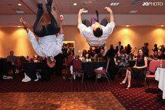 Back Flips!  http://www.JoPhotoOnline.com