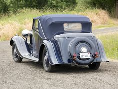 Rolls-Royce 20/25 HP Drophead Coupe by Thrupp & Maberly '1935