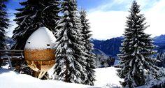 Gipfeltreffen: Neue Hüttenarchitektur | Aktuelles