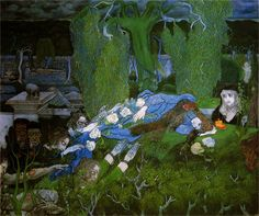 The Vagabonds - Jan Toorop  1891