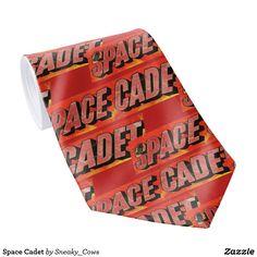 Space Cadet Neck Tie