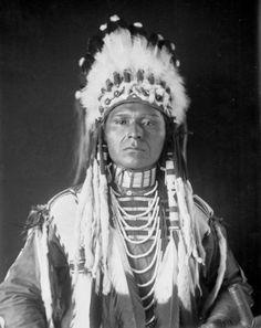 Waaya-Tonah-Toesits-Kahn (aka Blanket Of The Sun, aka Jackson Sundown) - Nez Perce - 1908