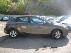 Mazda 3 1.6d [115] TS 5dr [72.4 MPG] [30 TAX] £9,495