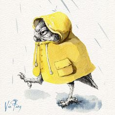 'Rainy Days' by Via Fang