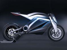 AUDI 將推出摩托車!? ~ MOTO7 專業摩托車資訊