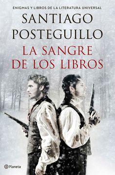 la sangre de los libros  (firmado por el autor)-santiago posteguillo-2910018201253