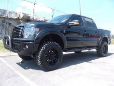 Ford Lifted Trucks