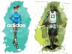 "Adidas Now a ""Detox Leader,"" Nike Still a ""Greenwasher,"" Says Greenpeace 