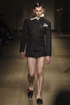 c3f8b751a997 MAN Fall 2017 Menswear Fashion Show