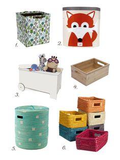 Minimize Messes: Stylish Storage for Kids